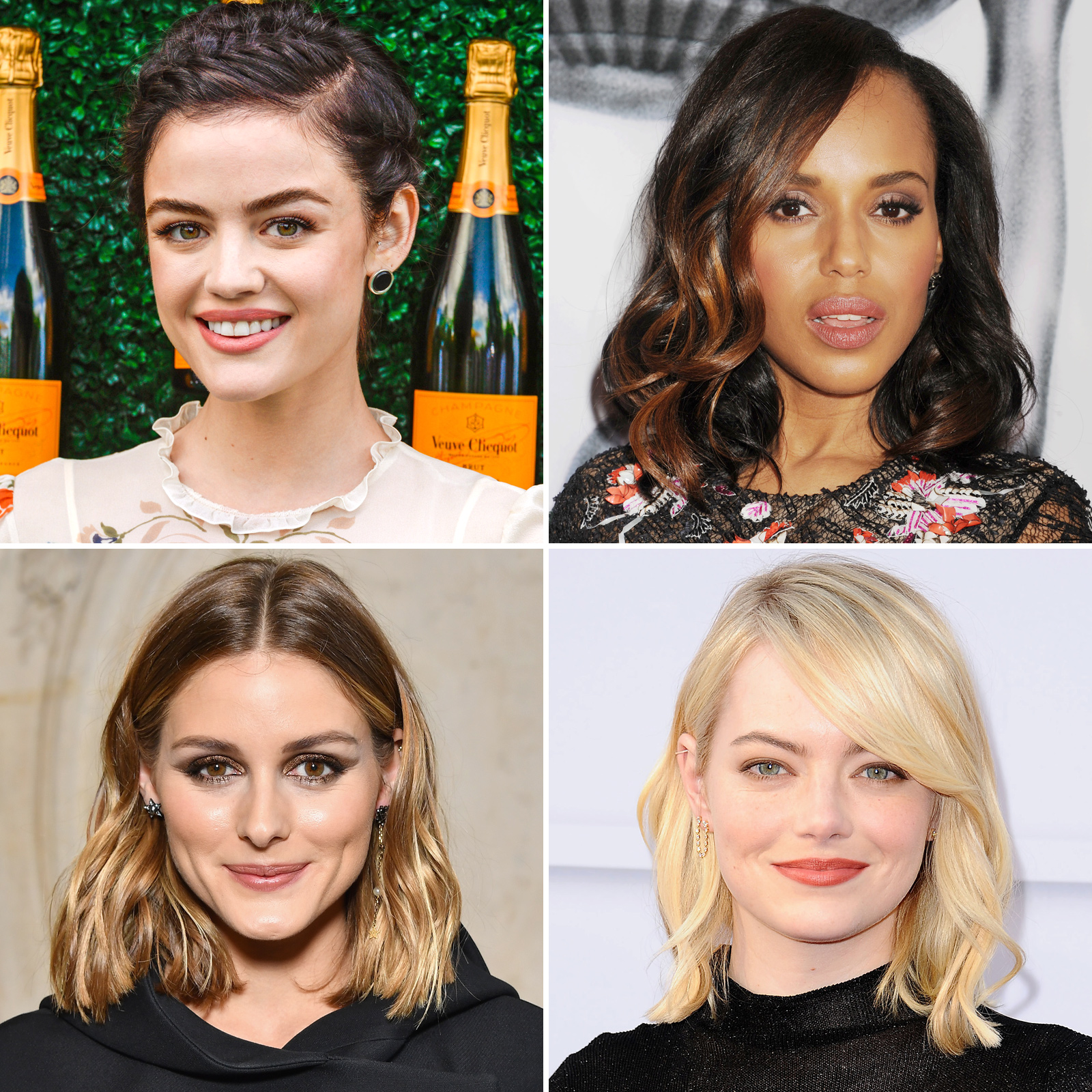 <p>HOW TO WEAR THE LONG-LAYERED LOB</p>