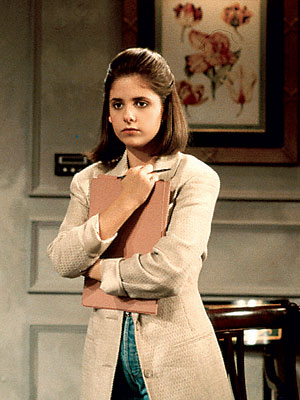 Stars Who Got Their Start on Soap Operas - Sarah Michelle Gellar