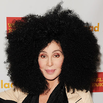 Cher - Transformation - Hair - Celebrity Before and After