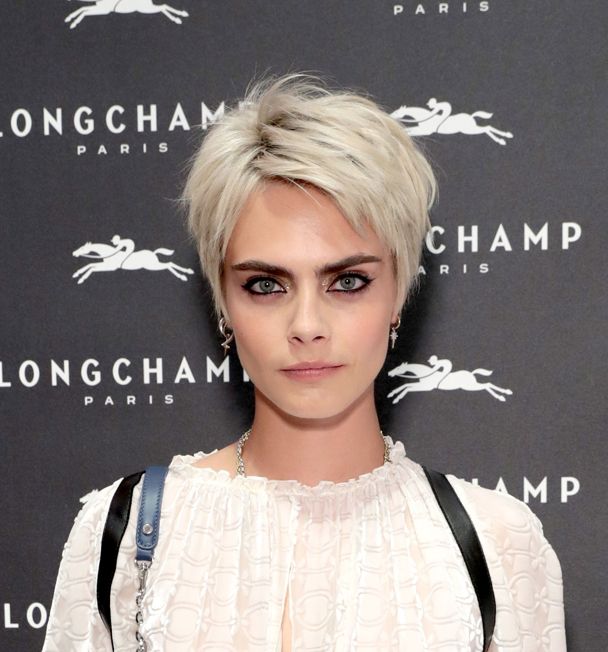 Cara Delevingne's Tousled Pixie