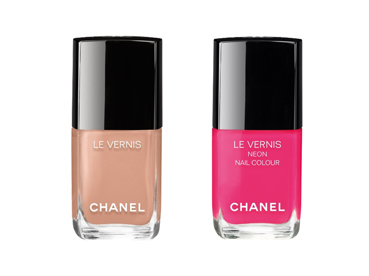 255380f7c1c4 Summer Manicure and Pedicure Nail Polish Pairings