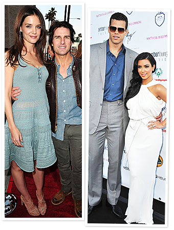 Celebrity Relationships: Sizing Up Short and Tall Couples!
