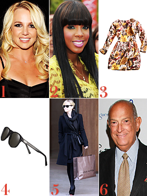 Britney Spears' Tour Costumes, Kelly Rowland's Beauty Secrets and More!