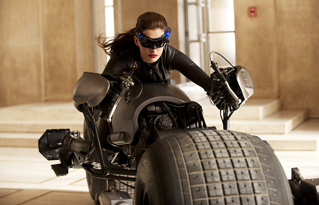 Anne Hathaway, Catwoman