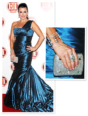 Kyle Richards' Emmys Look: The Inside Scoop!