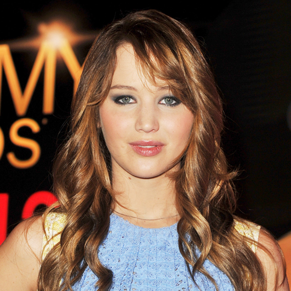 Jennifer Lawrence - Transformation - Hair - Celebrity Before and After