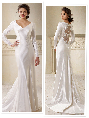 Bella S Twilight Wedding Dress Now Available Instyle Com