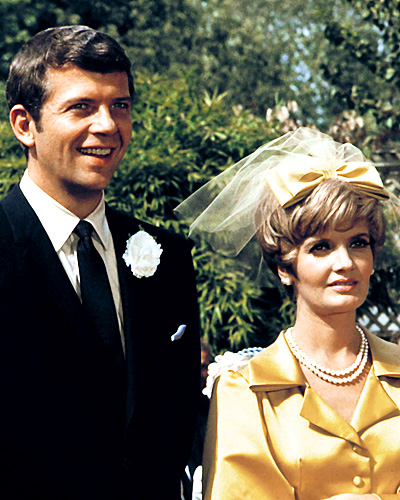 Carol Martin and Mike Brady wedding - Florence Henderson and Robert Reed - Brady Bunch Wedding