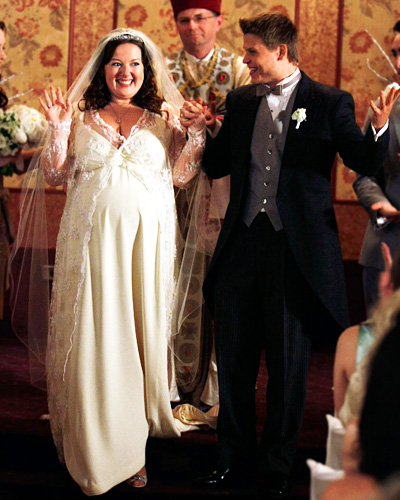 Eric Daman - Gossip Girl Wedding - Dorota and Vanya