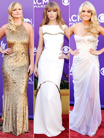 ACM Awards 2012: All the Fashion Details!