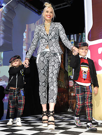 "Gwen Stefani on Her Target Children's Collection: ""More Is Coming!"""