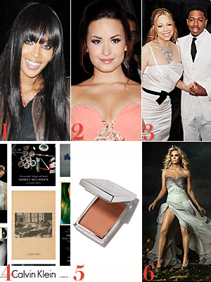 Naomi Campbell's Fashion Show, Demi Lovato on X Factor, and More!