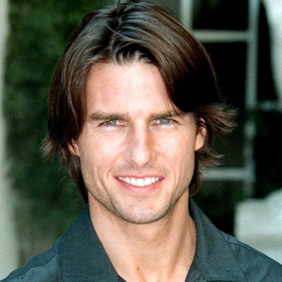 tom cruise hair styles tom cruise s changing looks instyle 3228 | 1999 Tom Cruise 567 0