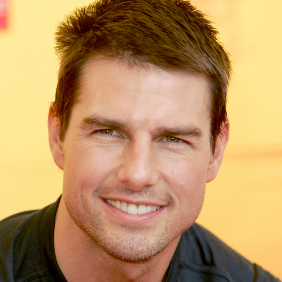 How to style your hair like tom cruise