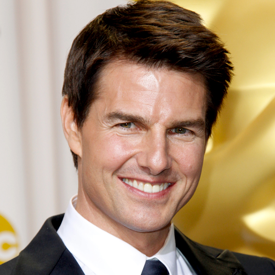 How to style hair like tom cruise