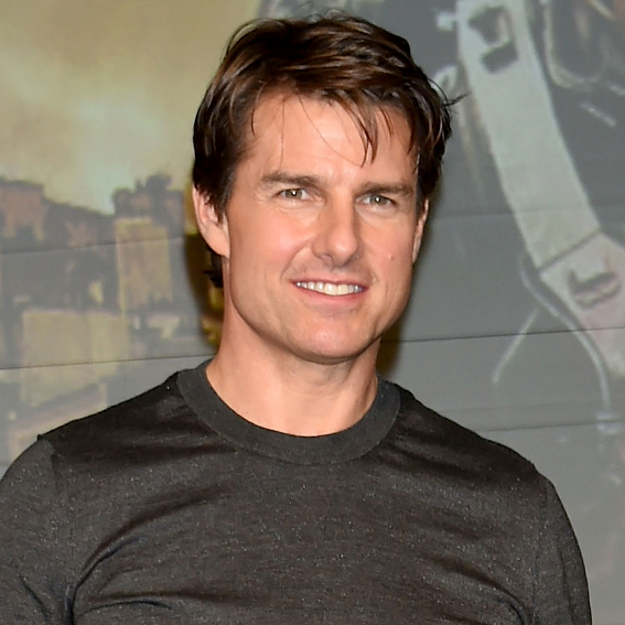 Tom Cruise Transformation