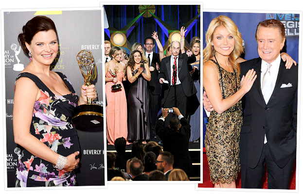 Daytime Emmy Awards 2012: The Winners!