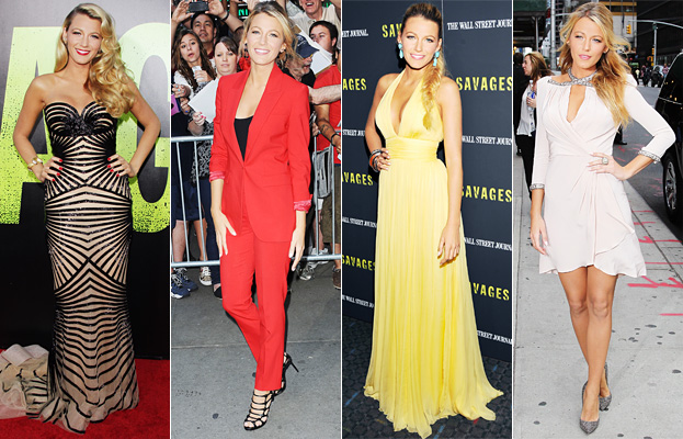 Blake Lively Is Back, And We Want to Raid Her Closet