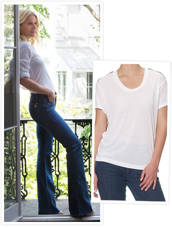 Gwyneth Paltrow Launches Limited-Edition Clothing for GOOP
