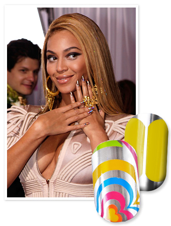Beyonce's Manicurist Launches 8 New Minx Nail Designs