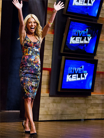 Kelly Ripa's Looks: Find Out What She Wears Everyday