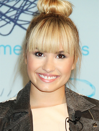 Demi Lovato Is New Ambassador for 'Mean Stinks' Anti-Bullying Campaign