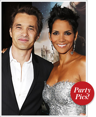 Halle Berry's Cloud Atlas Premiere and More Party Pics!