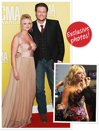 CMA Awards 2012: Miranda Lambert's Exclusive Photos!