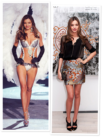 Miranda Kerr on Recovering From the Victoria's Secret Fashion Show