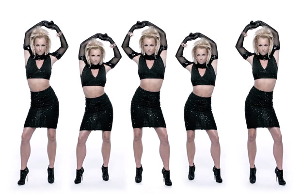 Britney Spears will.i.am video