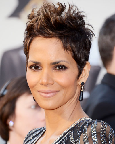 Halle Berry - Short Styles