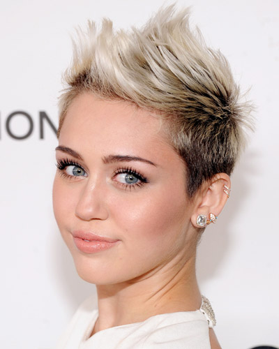 Miley Cyrus - Short Styles