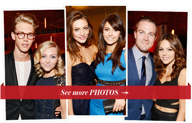 This Is How CW Stars Party! See AnnaSophia Robb, Nina Dobrev, and More