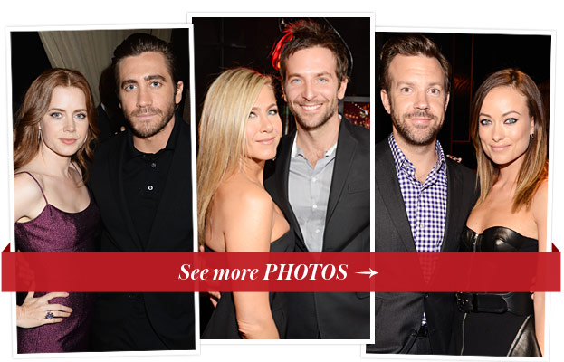 Spike TV Guys Choice Awards 2013: Jennifer Aniston, Bradley Cooper, Olivia Wilde, and More