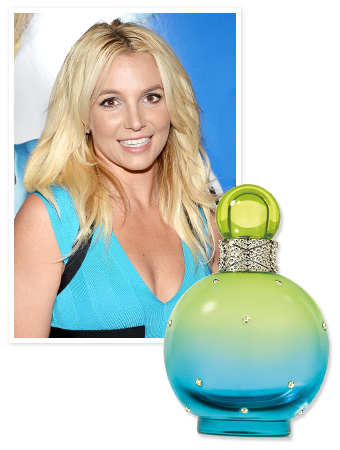 Britney Spears' Island Fantasy Fragrance: Now In Stores