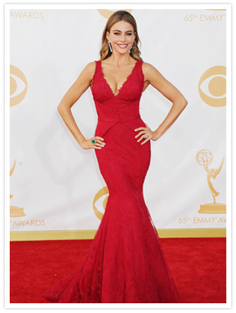 With the Emmys Over, We Asked Sofia Vergara What She Might Wear to the Golden Globes