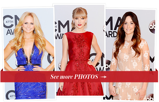 CMA Awards 2013: See What Country Music's Biggest Stars Wore On the Red Carpet