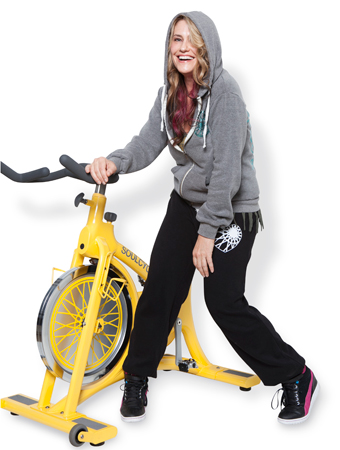 Check Out This SoulCycle Curated Playlist with Janet Fitzgerald