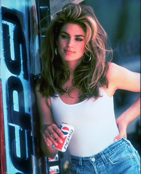 Cindy Crawford, 26: THEN