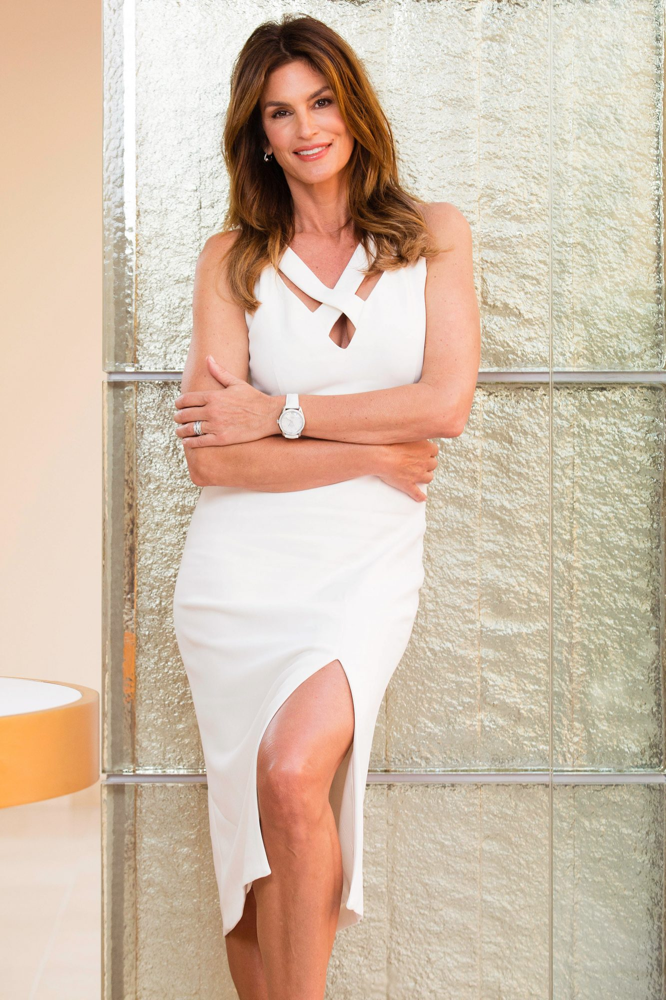 <p>CINDY CRAWFORD, 51: NOW</p>