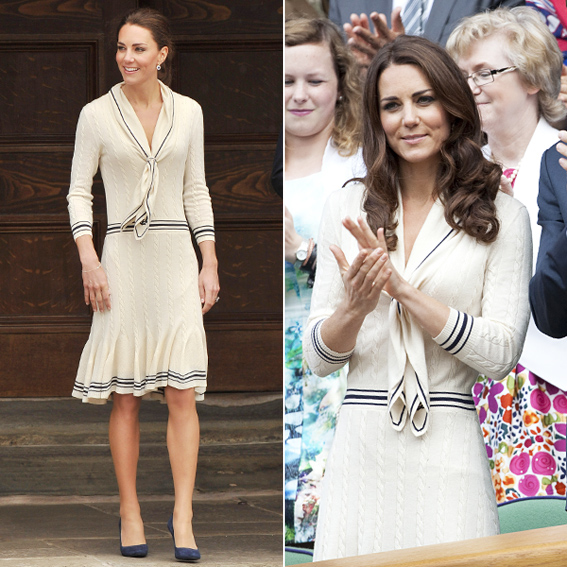 Kate Middleton's Best Fashion Repeats