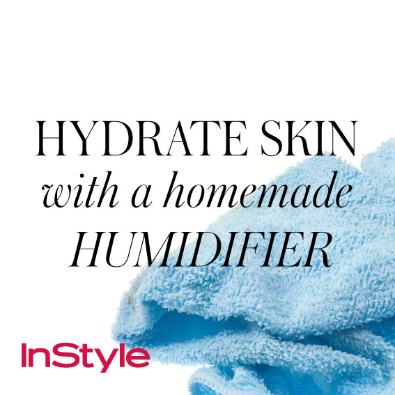 20 tips - Hydrate Skin with a Homemade Humidifier
