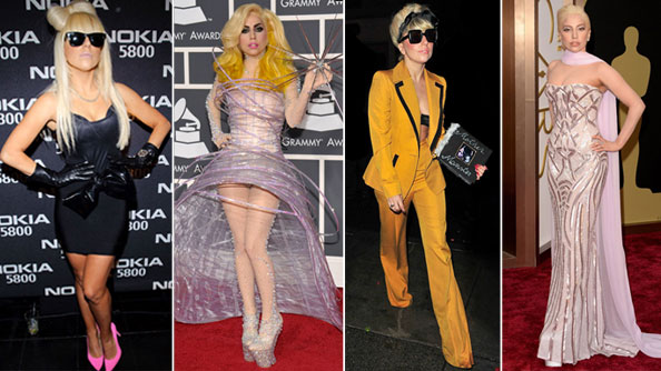28 Of Lady Gaga's Most Memorable Style Moments, in Honor of Her 28th (and Golden!) Birthday