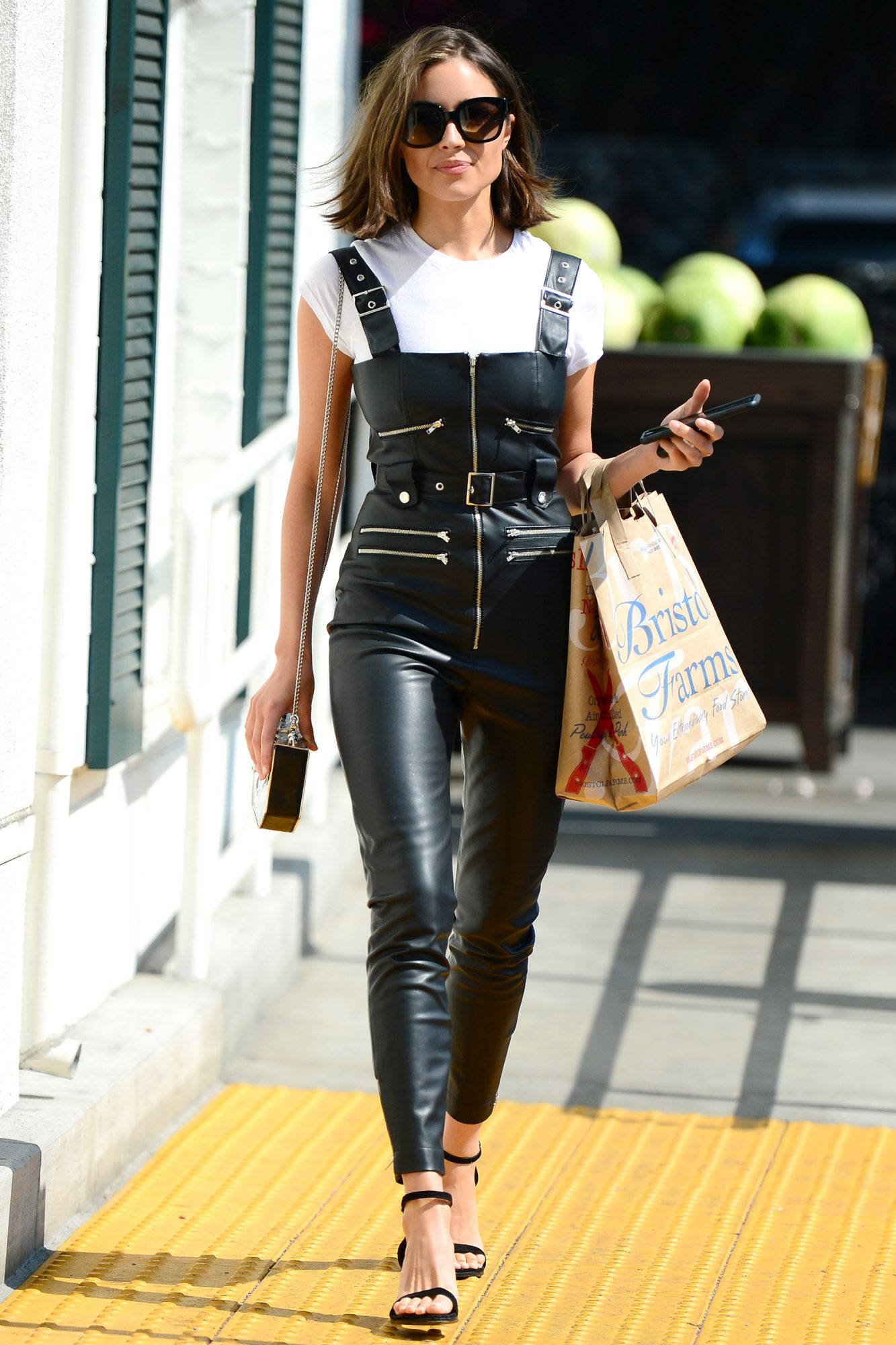 How Celebrities Wear Overalls Like Grown-Ups