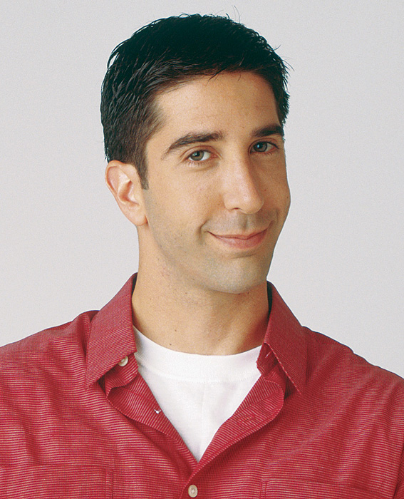 David Schwimmer (Ross)