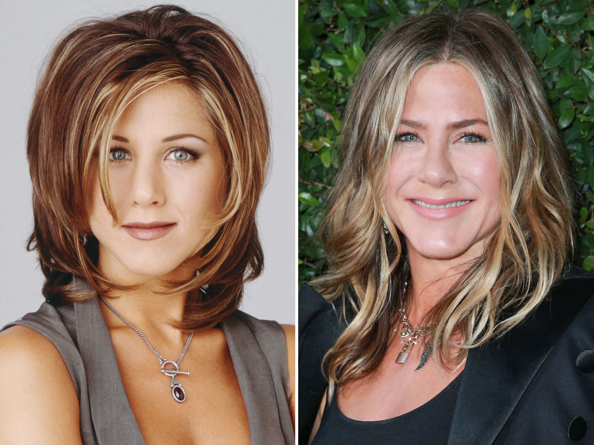 Jennifer Aniston Friends - Lead