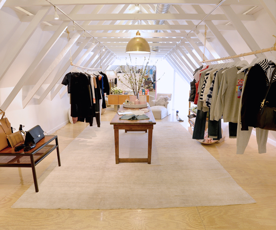 Goop pop-up shop