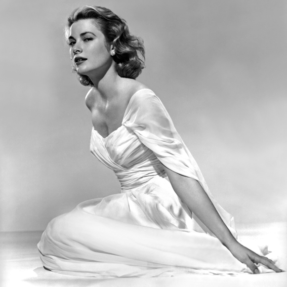 10 striking photos of ultimate style icon grace kelly instyle com