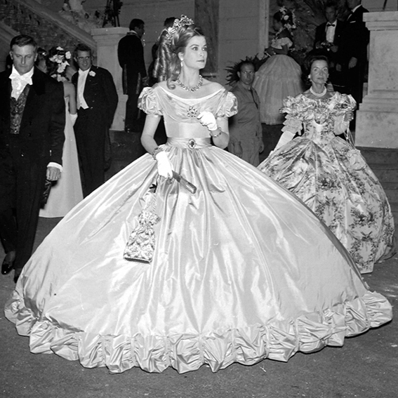 1960:  Grace Kelly, princess of Monaco