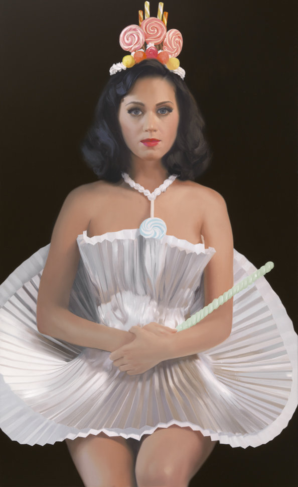 Katy Perry's Portrait Will Be Displayed at the Smithsonian This Month